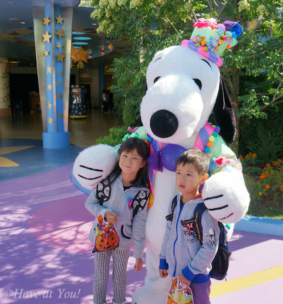 Snoopy at USJ