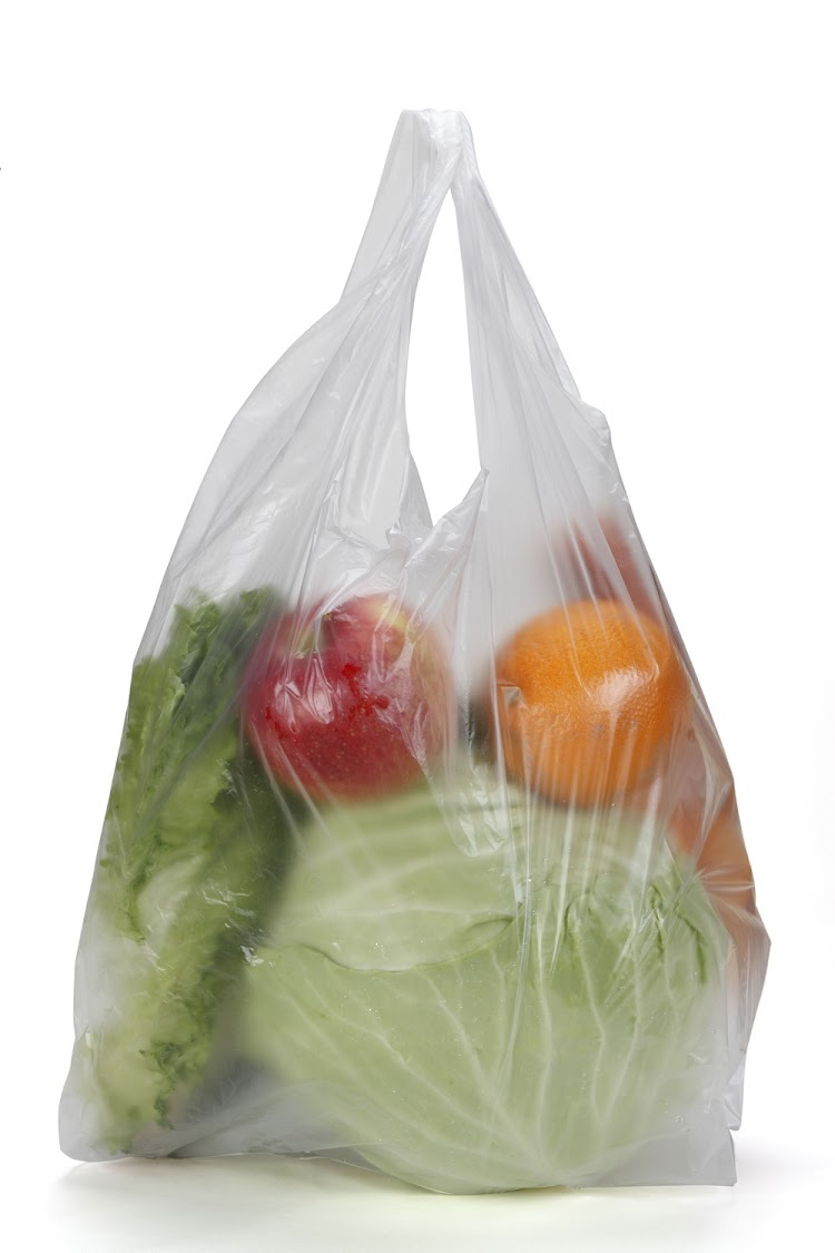 R1.8-billion raised on plastic bag levy' but half went towards recycling.