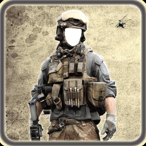 Commando Photo Suit Editor