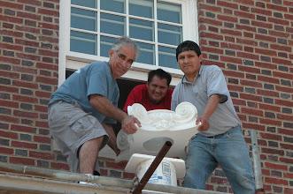 Photo: August 2006 - Month 36: The final capital - Raymond, Leo and Zenom