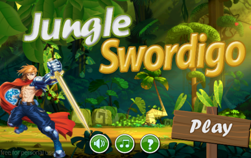 Jungle Swordigo Run