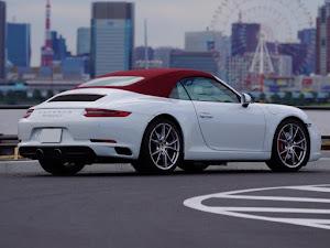 911 991H2 carrera S cabrioletのカスタム事例画像 Paneraorさんの2020年08月16日10:17の投稿