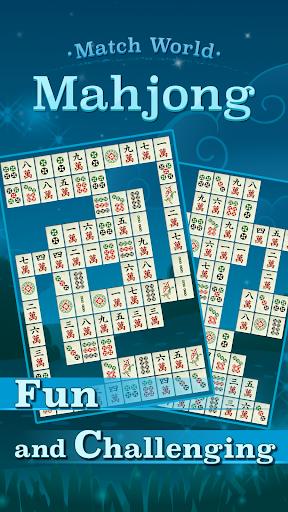 Match World-Mahjong