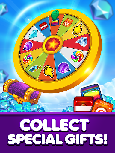 Candy Cubes! New Match 3 Game Free with Bonuses