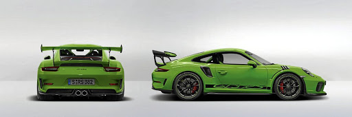 The Porsche 991.2 GT3 RS is the posterboy for 2018 driving nirvana.
