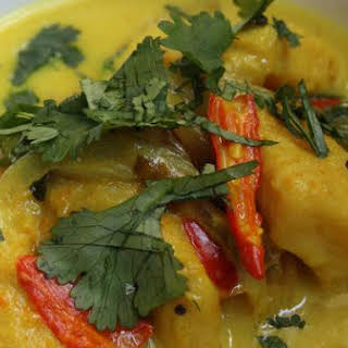 Easy Fish Molee (South Indian-Style Fish Stew With Coconut).