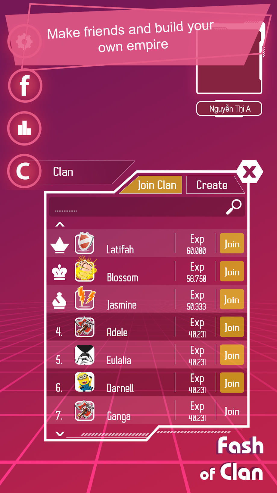 Fast of Clan