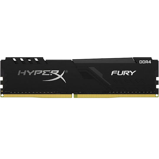 Kingston 16GB 3200MHz DDR4 CL16 Module HyperX FURY Black