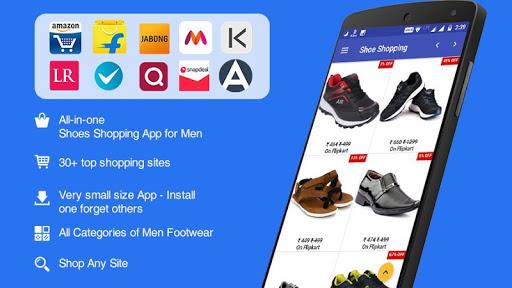 Men Shoes Online Shopping India 1.1.7 screenshots 4