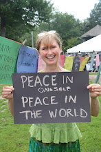 Photo: Peace in Oneself, Peace in the World