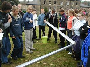 Photo: Buxton Engineering Challenge Day