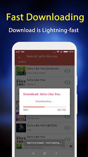 Ulimate Music Downloader screenshot 2