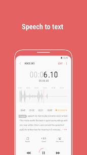Samsung Voice Recorder 3
