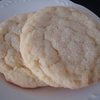 Pudding Sugar Cookies