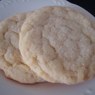 Pudding Sugar Cookies.