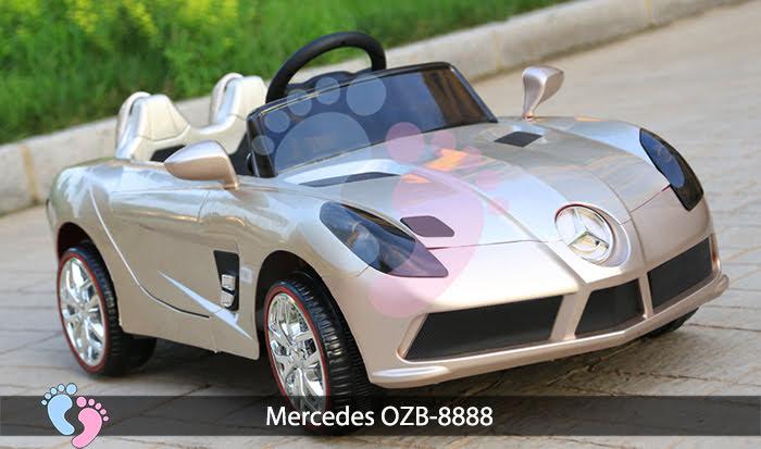 xe ô tô điện mini OZB cho bé