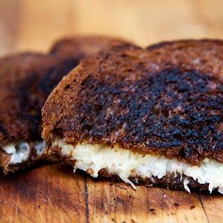 Grilled Cheese Sandwich with Sauerkraut on Rye Recipe