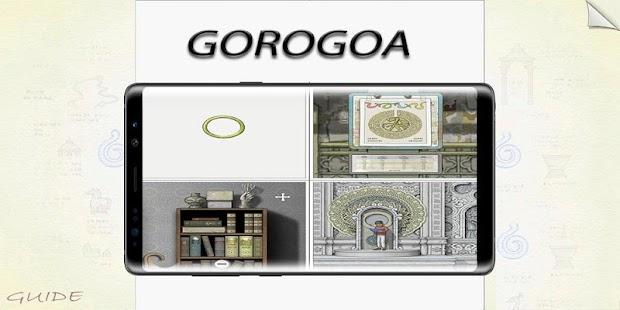 Game Gorogoa Guide - náhled