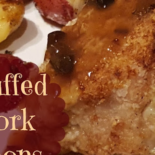 Stuffed Pork Chops.