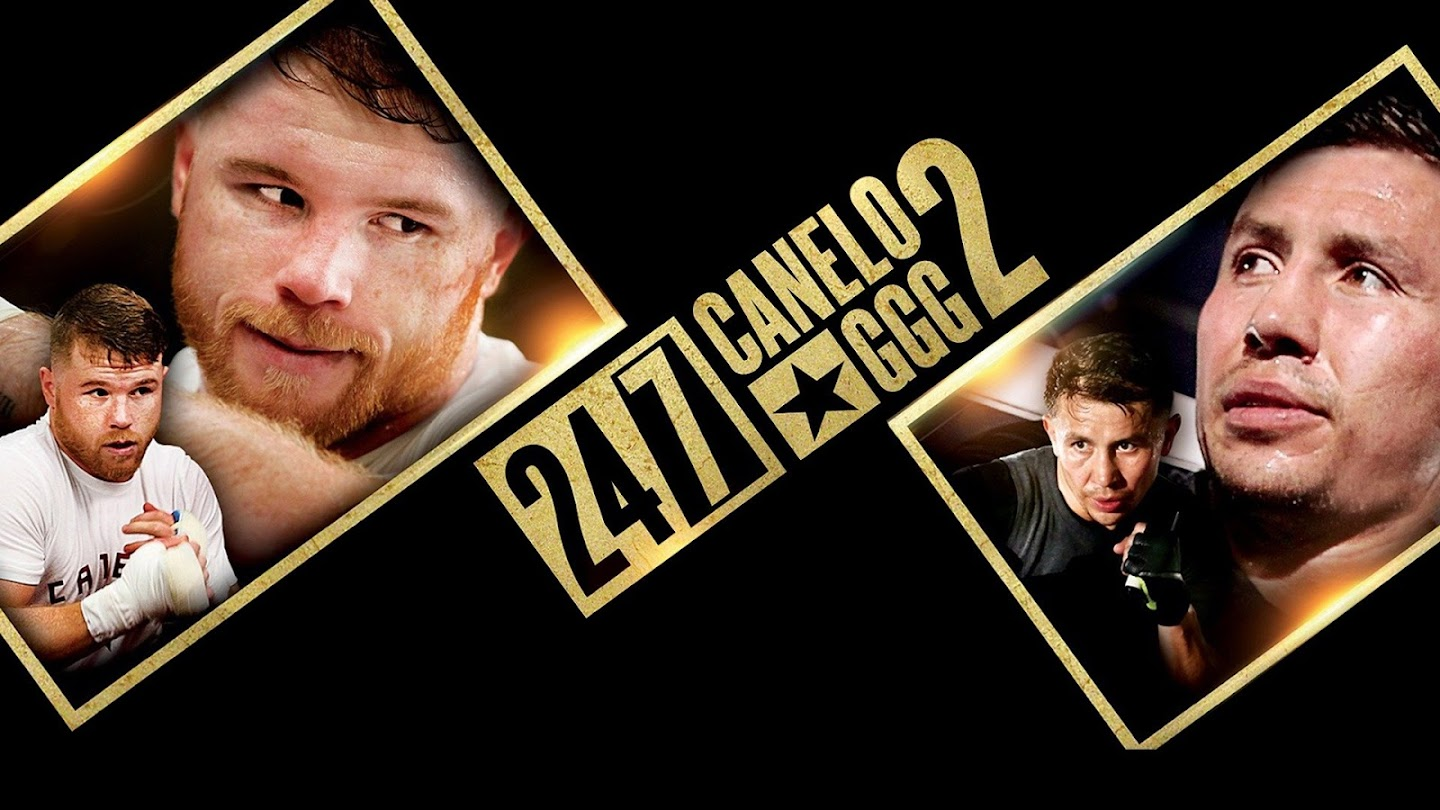 Watch 24/7 Canelo/GGG 2 live