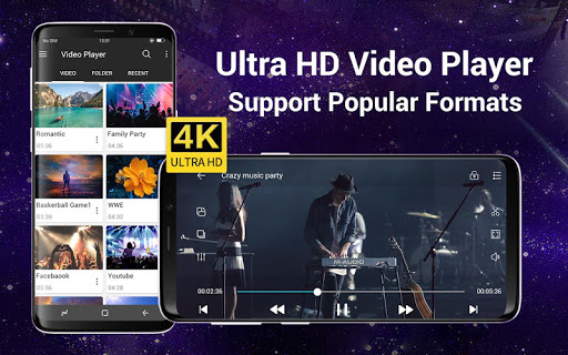 Video Player All Format for Android 1.2.2 screenshots 1