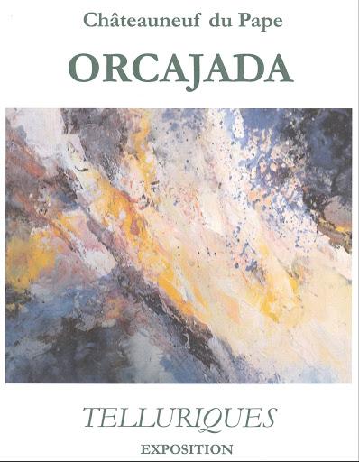 Benjamin orcajada expose ses toiles Telluriques