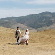 Wedding photographer Aleksandra Aleksandrova (Komsa). Photo of 19.09.2016