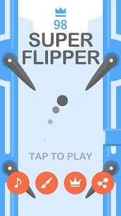 SUPER FLIPPER Screenshot