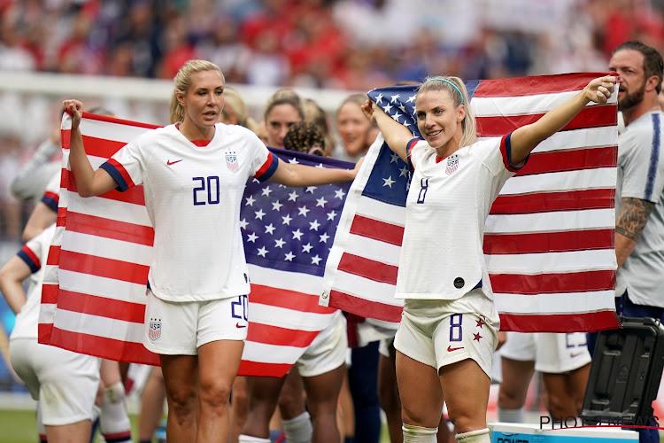 🎥 Etatsuniennes et Anglaises s'imposent en SheBelieves Cup
