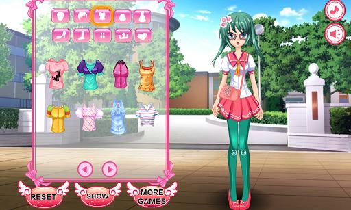 Télécharger Gratuit Habillage d'Animes APK MOD (Astuce) screenshots 4