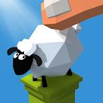 Tiny Sheep : Happy Easter Icon