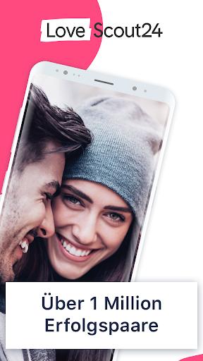 LoveScout24 : Flirt, Chat, Dating App für Singles 5.31.3 screenshots 1