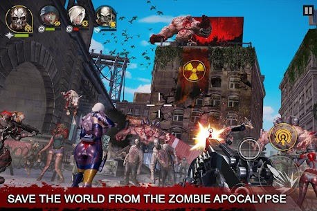 DEAD WARFARE: Zombie Shooting Mod 2.17.20 Apk [Unlimited Ammo/Health] 2