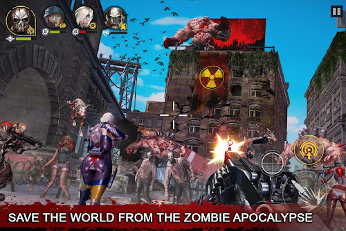 DEAD WARFARE: Zombie Shooting - Gun Games Free Screenshot
