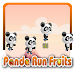 Panda Run Fruits world icon