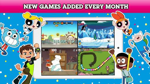 Cartoon Network GameBox screenshot 3