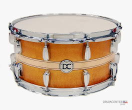 Photo: DC-drums Custom shop - Solid Maple 14 x 6""