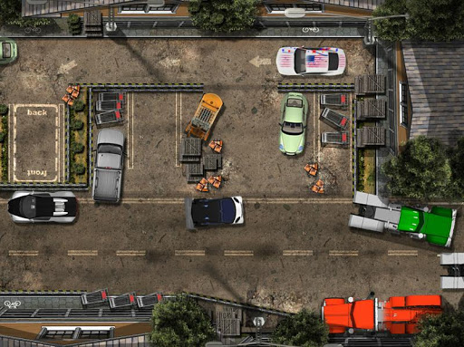 4th Of July Parking 1.0.1 screenshots 8
