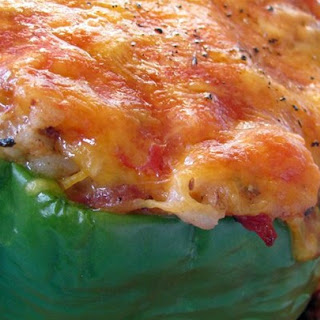 Stuffed Green Peppers I.
