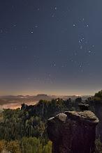 Photo: Amazing night in Saxony Switzerland last weekend.