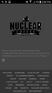 NuclearCoffee- screenshot thumbnail