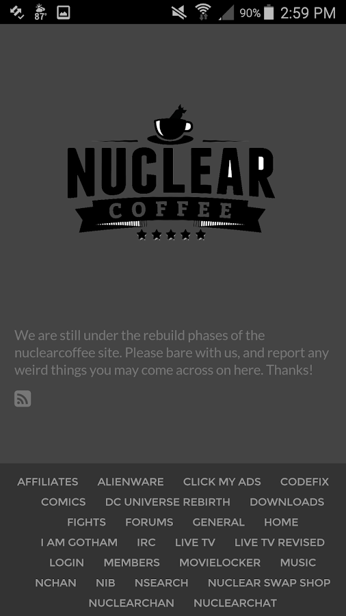 NuclearCoffee- screenshot