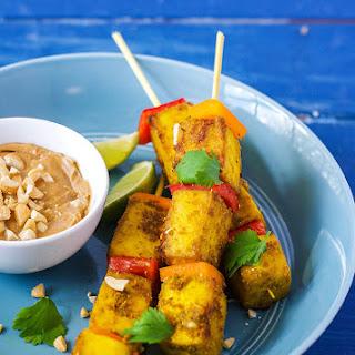 Tofu Satay (Gluten-Free).
