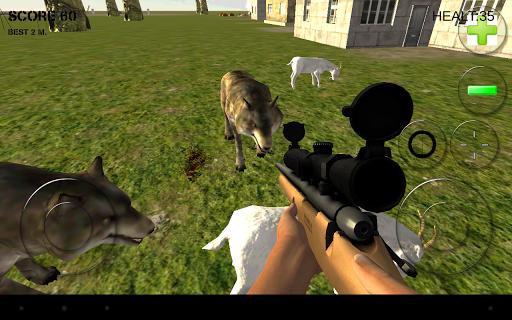 狙擊手刺客狼