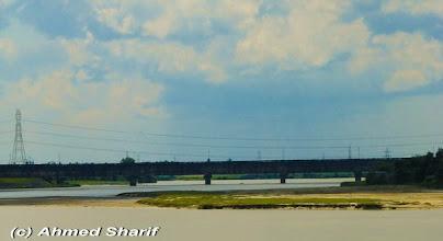 Photo: Indian bridge on Mahananda near Tetulia