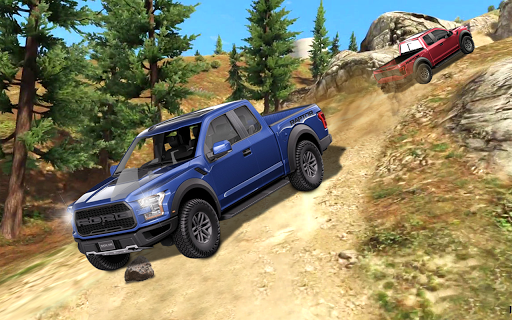4X4 SUV Offroad Drive Rally apkdomains screenshots 1
