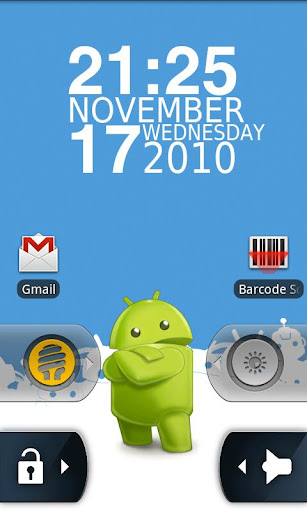 WidgetLocker Lockscreen screenshot 3