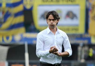 Officiel: Pippo Inzaghi prend les rênes d'une formation de Serie A