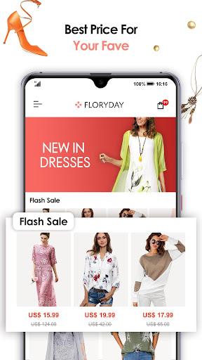 Floryday: Women Fashion Store 4.4.3 screenshots 2