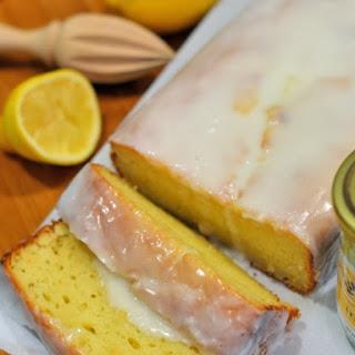Lemon Yogurt Pound Cake.